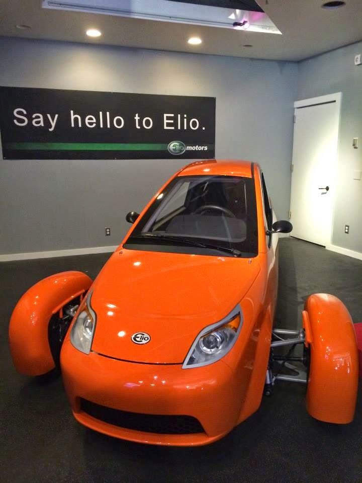 Elio Motors $6800 Car: Full Specs, Production Plans and Video