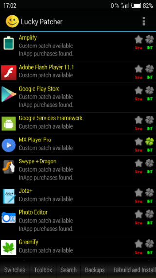 lucky patcher versi baru android