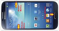 enter download mode samsung galaxy S4