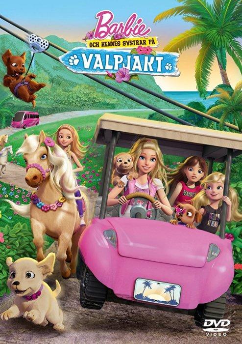 Barbie și surorile ei în goana după cățeluși Online Dublat În Română
