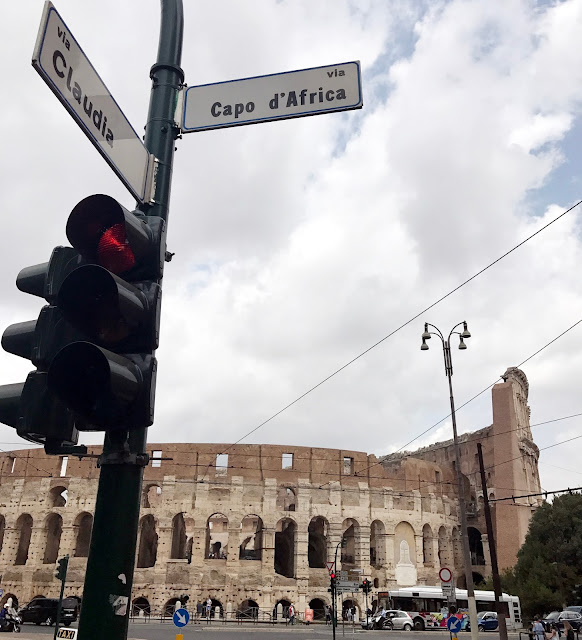 Hotel em Roma perto do Coliseu