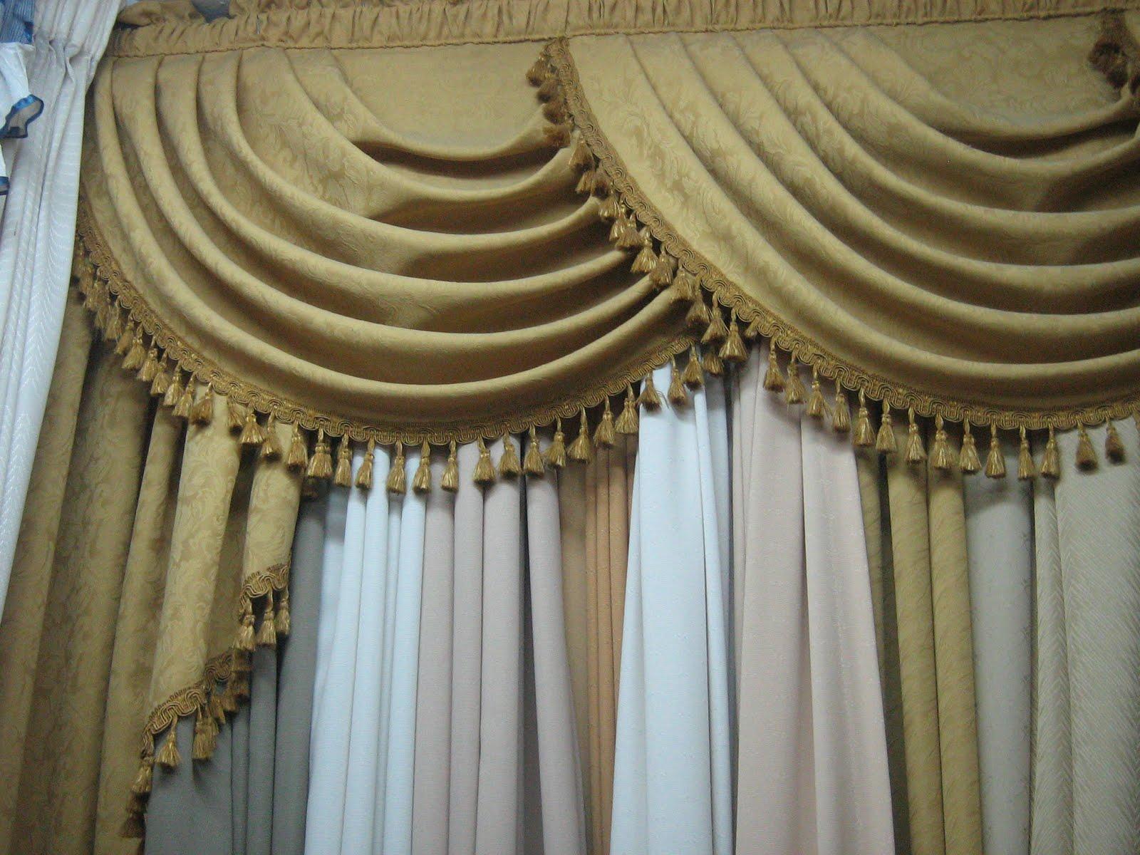 Cortinas para el hogar modelos de cortinas gruesas - Modelos de cortinas infantiles ...
