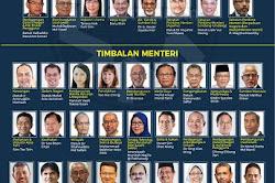 Senarai Lengkap Menteri Kabinet Malaysia 2020 [Terkini]