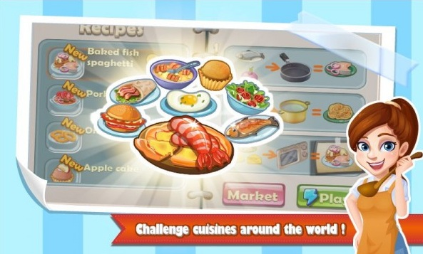 Rising Super Chef Cooking MOD APK v1.8.6 (Coins)