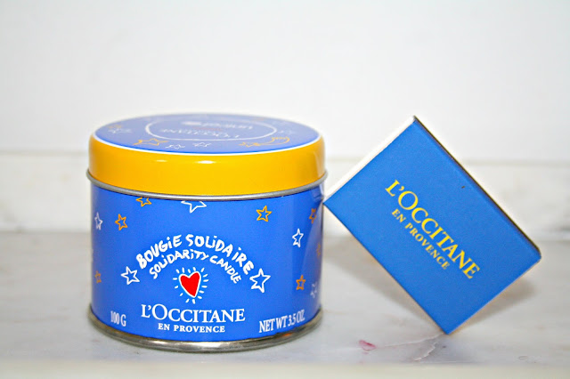 L'Occitane #LightforSight Candle