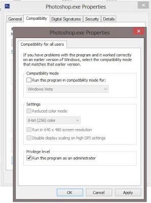 Begini Cara Mengatasi Error Kode 1 Pada Software Adobe Photoshop CS6