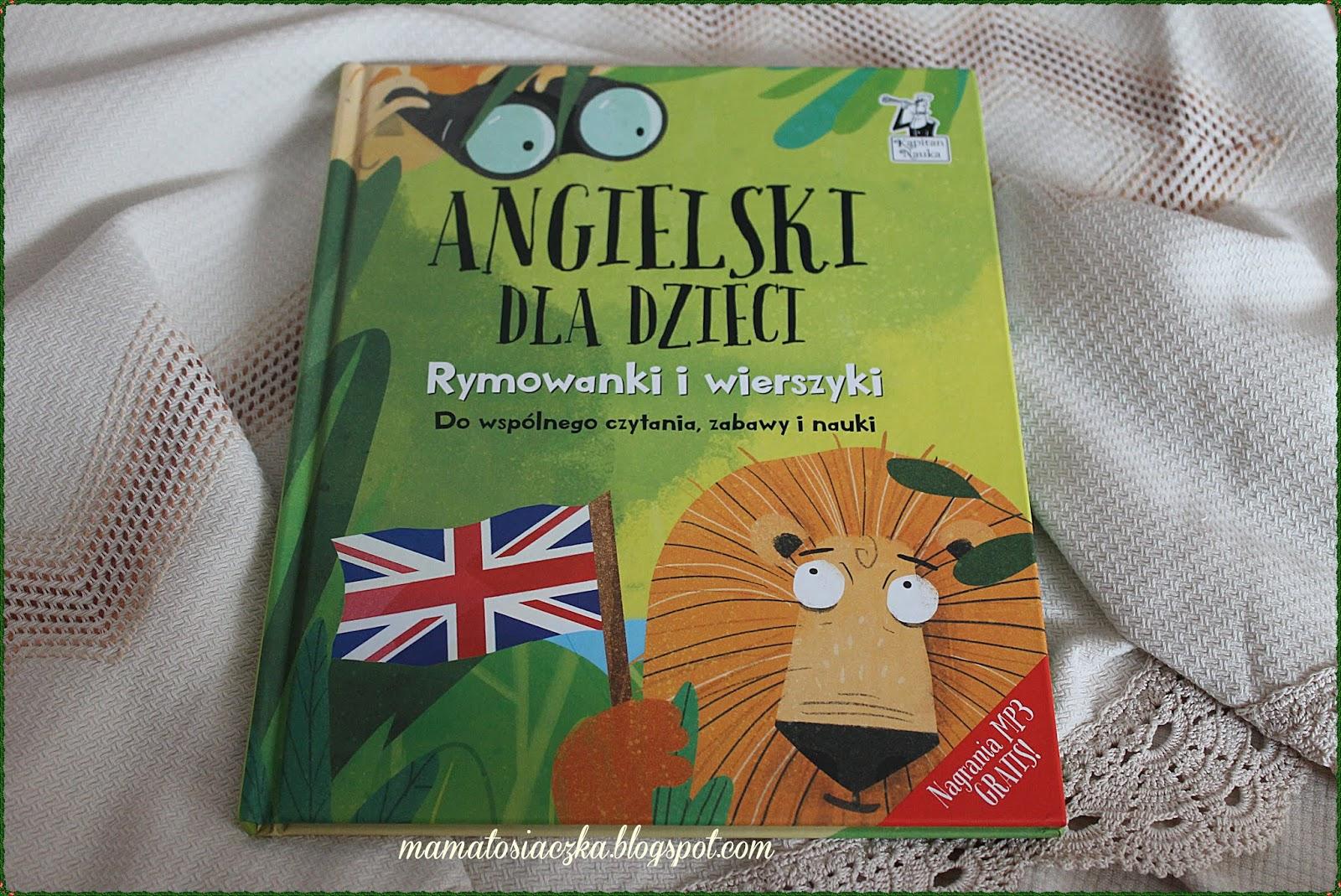Angielski Dla Dzieci Rymowanki I Wierszyki Do Wspólnego