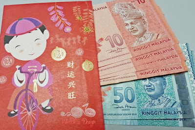 Chinese New Year 2014 with WireBliss - Angpows Money