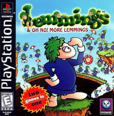 descargar lemmings & oh no more lemmings psx mega