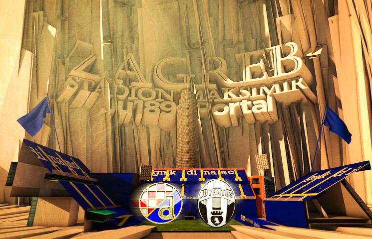 Liga p. 2016/17 / 2. kolo / Dinamo Z. - Juventus, utorak, 20:45h