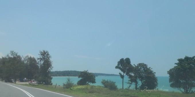 Jalan-Jalan ke Pantai Jason's Bay Tg.Sedili Johor