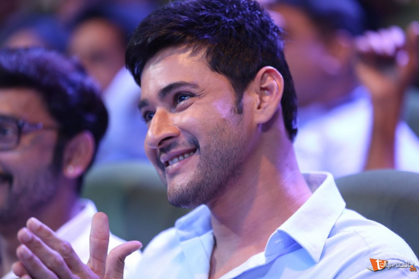 Mahesh Babu At Spyder Audio Launch-HQ-Photo-4