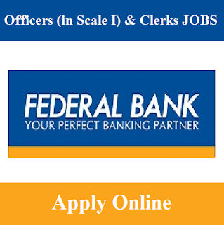 Federal Bank, Bank, Officer, Clerk, Graduation, freejobalert, Sarkari Naukri, Latest Jobs, federal bank logo