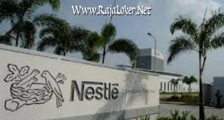 PT Nestle Indonesia Buka Loker Untuk Bag Operator Produksi Paling Baru 2017
