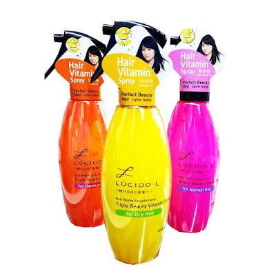 Lucido-L Triple Beauty Vitamin Oil