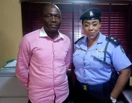 Lagos SARS Gets A New Boss (Photos)