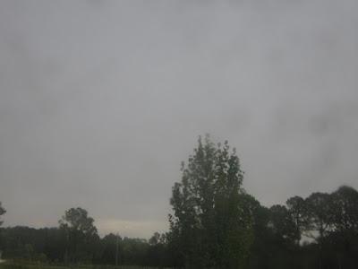 rain, thunder, lightning, Florida