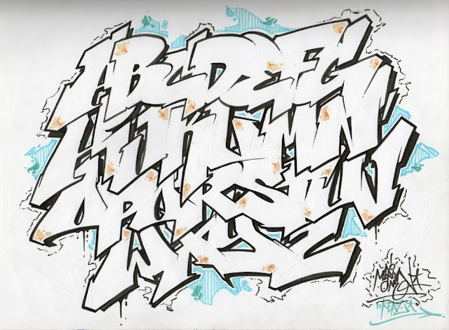 graffiti schrift, graffiti abc, graffiti alphabet, graffiti berlin, graffiti lernen