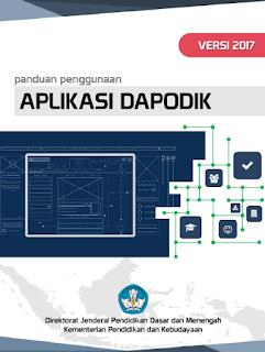 Buku Panduan Aplikasi Dapodik versi 2017