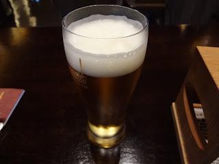 サッポロビールの博物館の黒ラベル