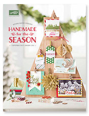 2015 Stampin'Up! Autumn Winter Catalogue