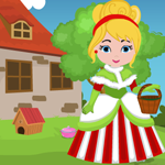 G4K Christmas Princess Rescue Game