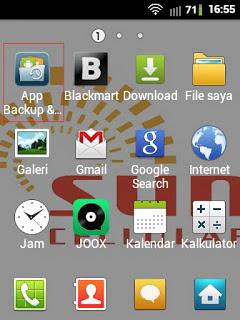2 Cara Backup semua Aplikasi HP android : Cadangkan dan pulihkan kembali aplikasi HP android anda dengan cepat