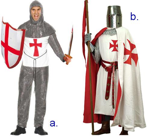 Connu Déguisement versus Costume   Temps d'élégance OR43