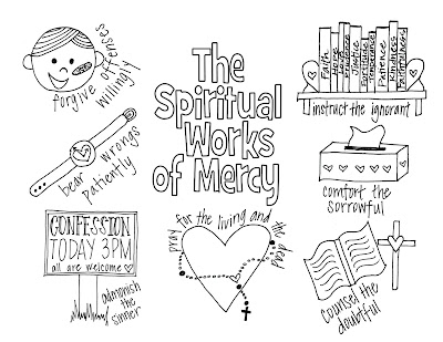 Look to Him and be Radiant: Year of Mercy Resources- All