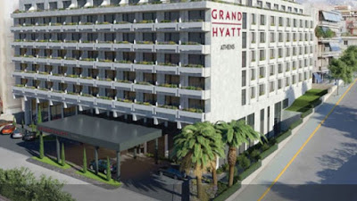 Grand Hyatt γίνεται το Athens Ledra