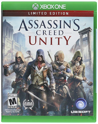 Assassin's Creed Unity Limited Edition - Xbox One for $11.95
