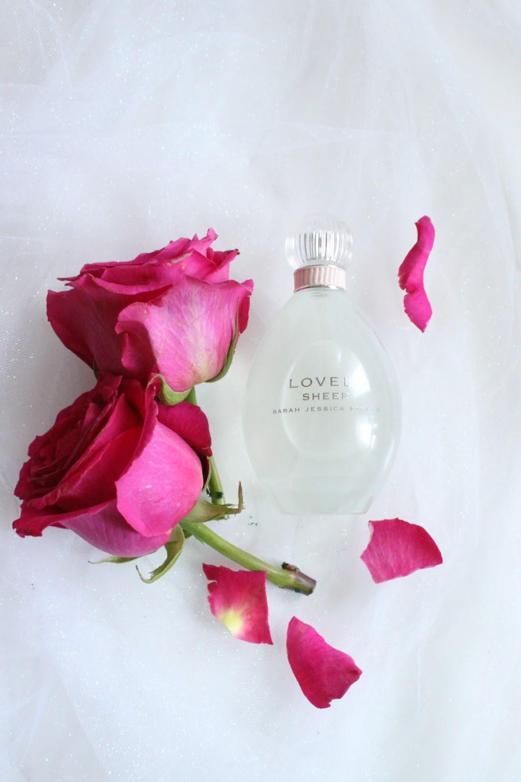 Sarah Jessica Parker Lovely Sheer Eau de Parfum