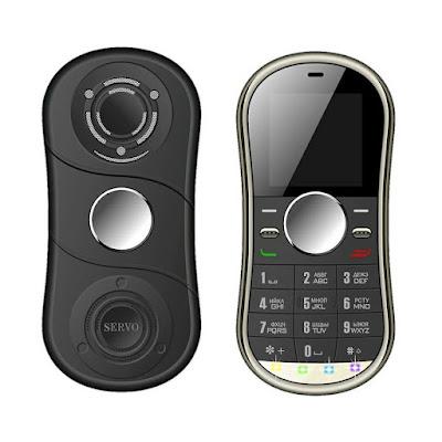 Fidget Spinner Cellphone in One