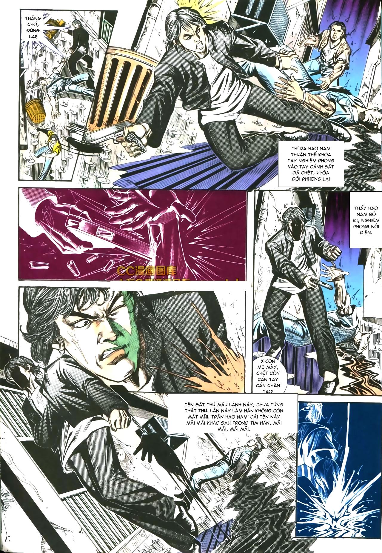 Người Trong Giang Hồ chapter 173: da ngựa bọc thây trang 27