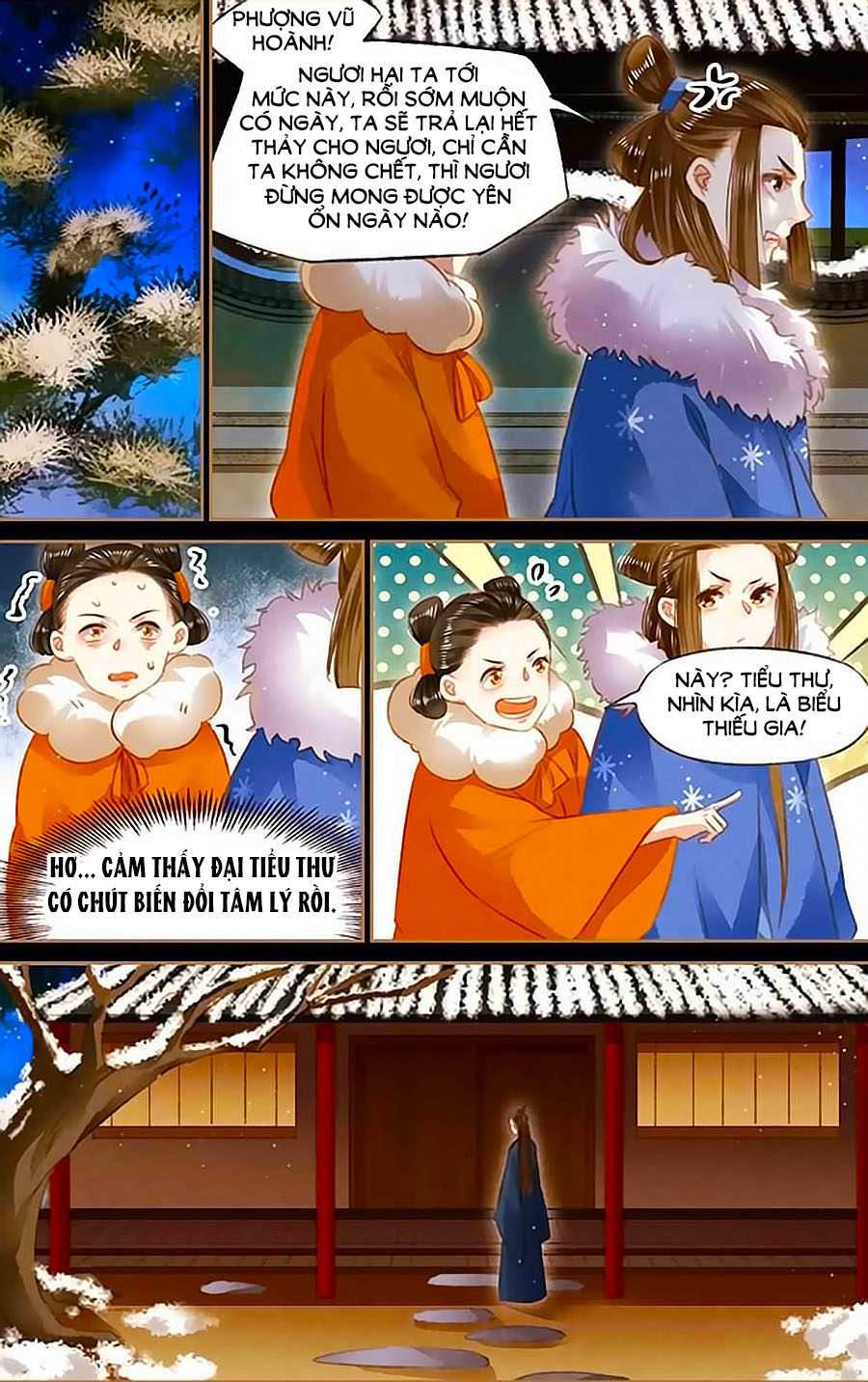 Thần Y Đích Nữ chap 105 - Trang 4