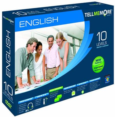 Tell Me More English Performance 10.5.2 (10 Levels) sur Bookys