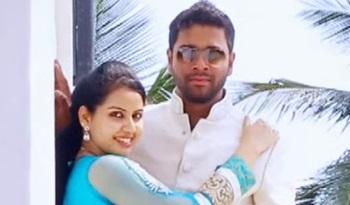 Neethu & Vinod Engagement Glimpse