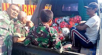 Tuah Rejeki Bola di Desa Rempoah