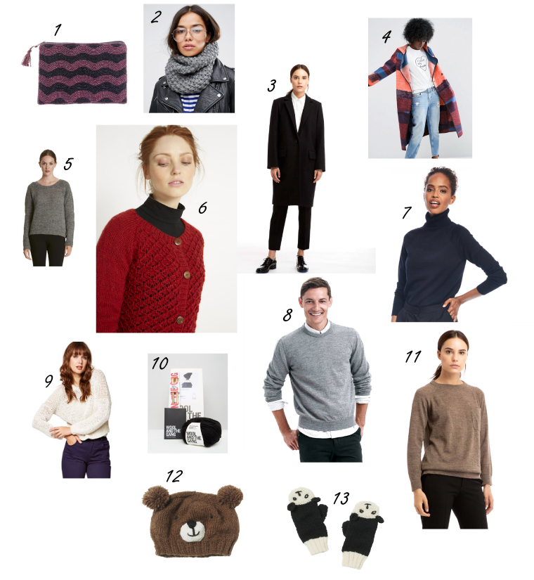 Ethical and Sustainable Wool Fall Shopping List