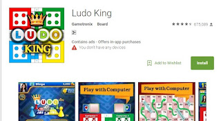 Review Game Android Ludo King yang Lagi Hangat