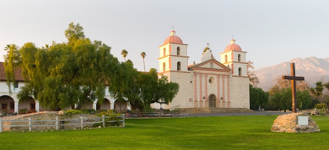 Informações sobre Old Mission Santa Bárbara