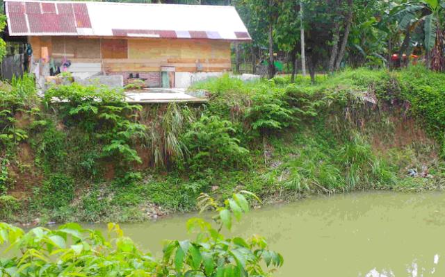 Abrasi Krueng Putu Kecamatan Bandar Baru Kabupaten Pijay