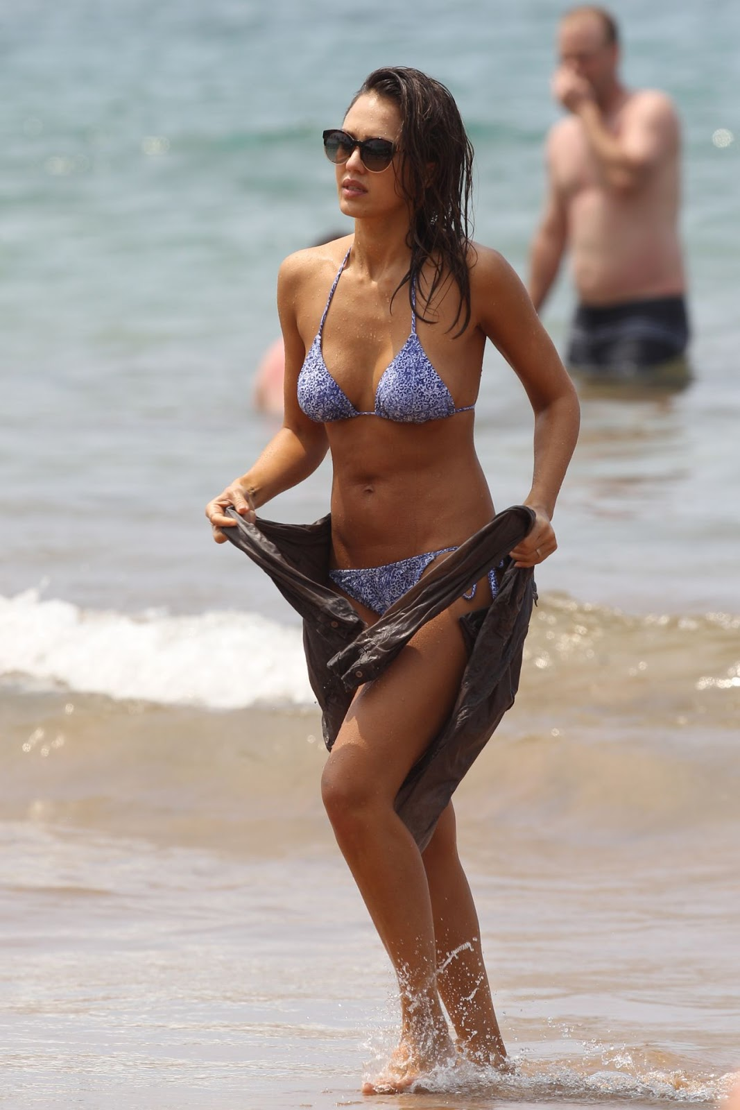Selin Dion Jessica Alba In Bikini In Hawaii Celebs Today