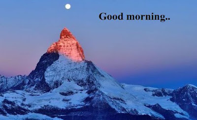good morning images with nature - matterhorn mountains