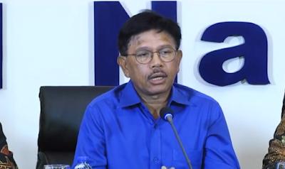 Mustafa Mundur Dari Jabatan Ketua DPW Partai NasDem Lampung