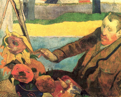 Paul Gauguin, Van Gogh