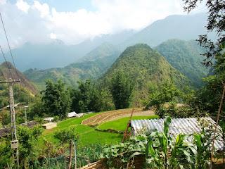 Trail Mix: Sapa Strolls, Treks and Scenic Drives 1
