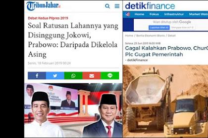 Dipersoalkan Jokowi, Hotman Paris Ungkap Perjuangan Prabowo Rebut Lahan Luas itu dari Asing