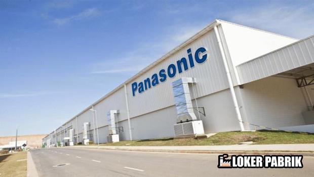 Pabrik PT Panasonic Gobel Energy Indonesia