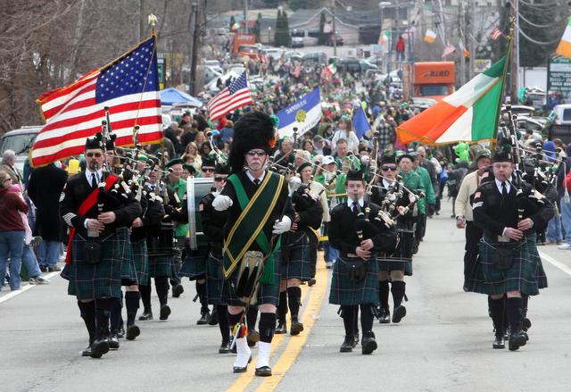New York Saint Patrick Parade